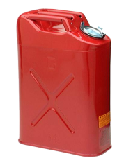 11010 5 Gallon Metal Gas Can
