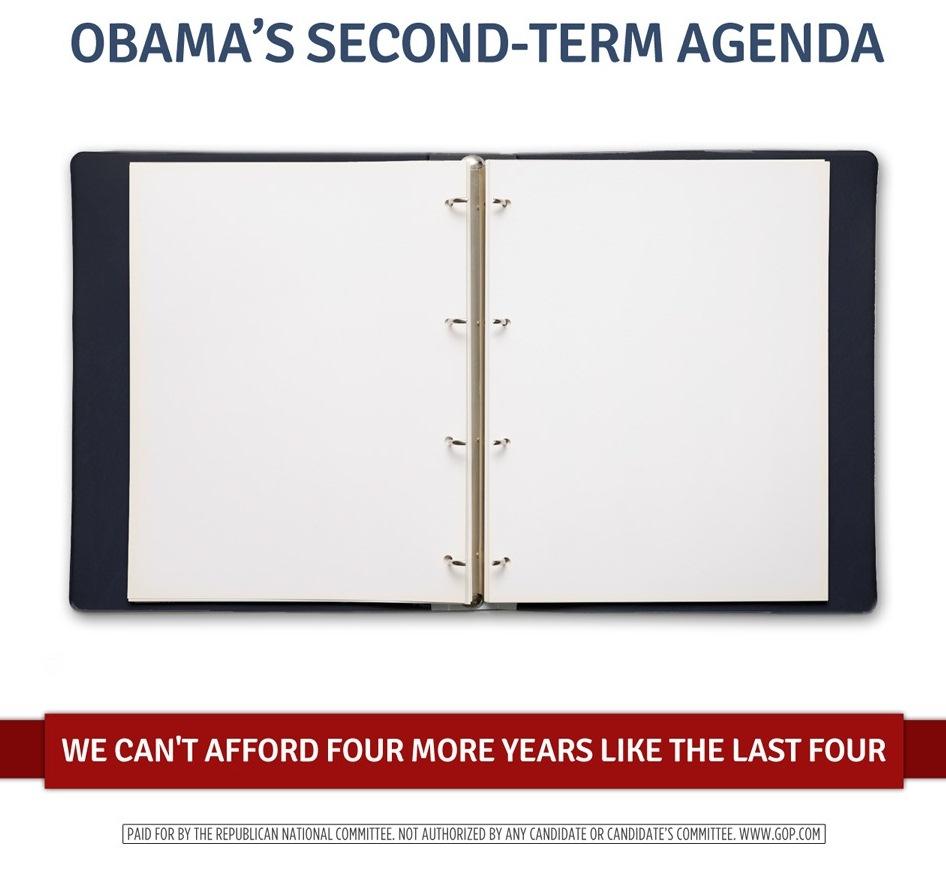 Obama, Binders, and a failure of Leadership
