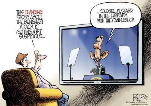changing benghazi-story