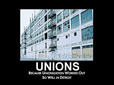 Detroit Unions