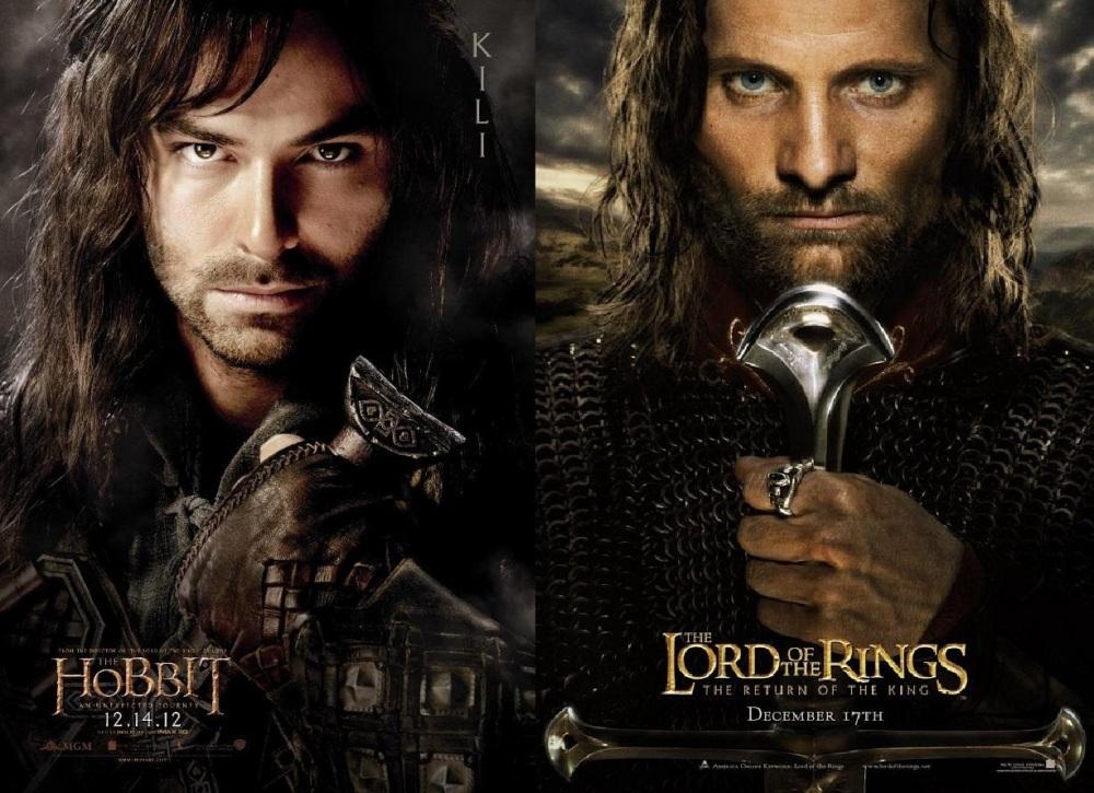 The Hobbit:  An Uninspiring Journey (a critical film review) (4/6)