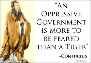 Oppresive Gov't