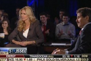Coulter vs Stossel