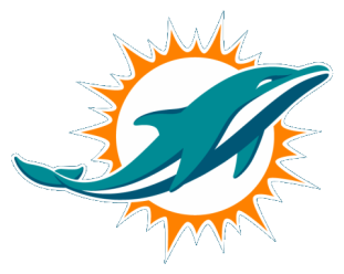 Dolphins logo 3