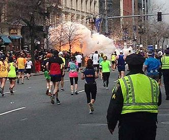 -Marathon - Boston 2013