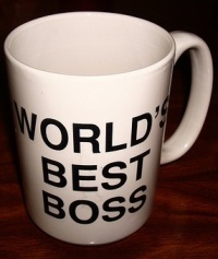 best boss coffee mug
