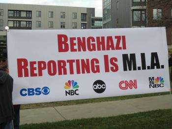 Cover up in Benghazi