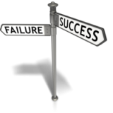 Failure and Success Signs