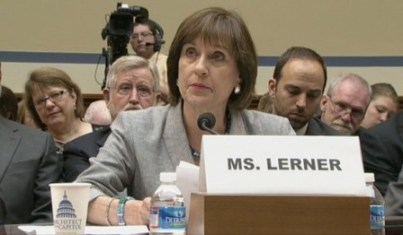 Lois Lerner - Pleads the Fifth