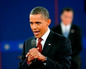 Obama - 2nd debate
