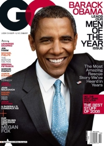 GQ Obama cover