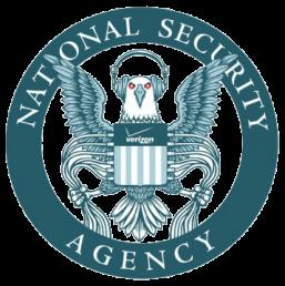 NSA - fake logo