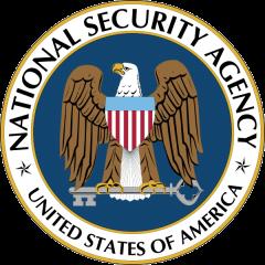 NSA - real logo