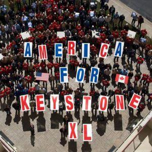 America for Keystone XL