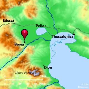 berea map