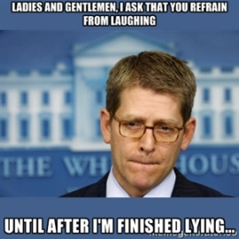 Carney - Lying