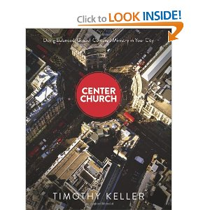 Center Church book cover