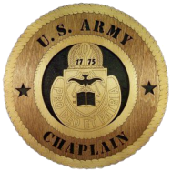 Chaplain army corps 5