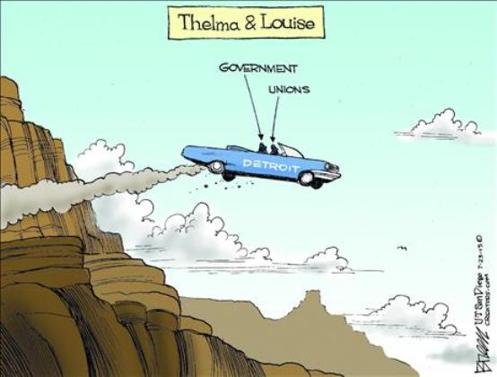 thelma and louise and the government Talk:thelma & louise similarly no government agency would grand permits to use an environmentally sensative location in filming a movie without promises to.