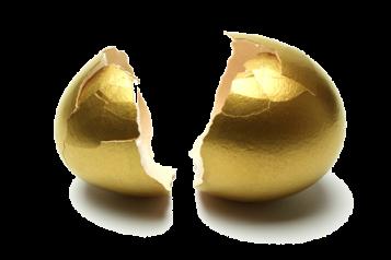 Golden Egg 7633