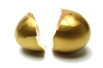 Golden Egg 7633