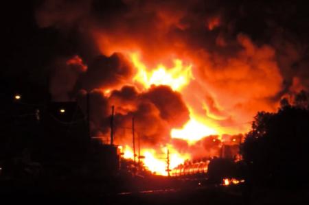 train explosion canada 4