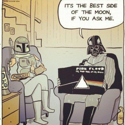 BEst side of teh moon