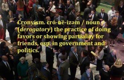 cronyism 444