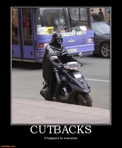 cutbacks 6675