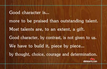 Good Character 7494