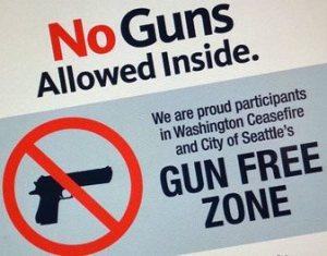 Gun Free zone 747646