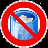 no trash good