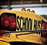 school bus 453