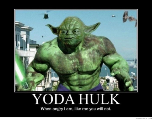 Yoda Hulk 3