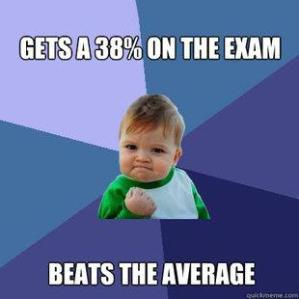 Beat the average