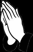 Praying-hands good