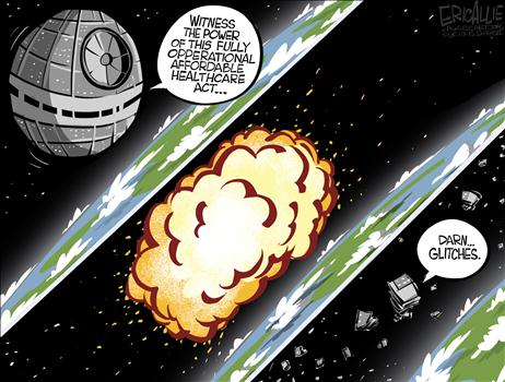 Obamacare - Death Star