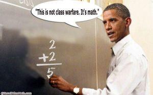 Obama Math