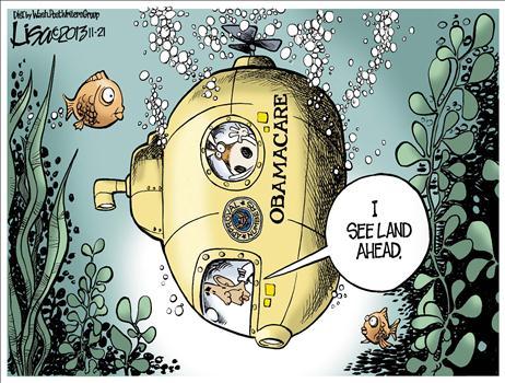 Obamacare - submarine 44
