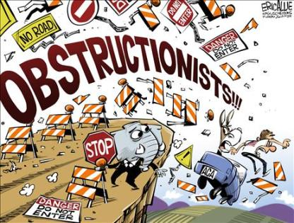 Obstructionists 3336