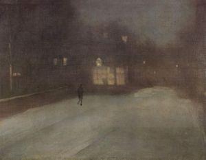 whistler nocturne