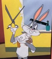 Bugs Bunny - barber of Seville 444