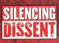 silencing dissent 444