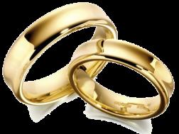 wedding rings - husband and wife 353