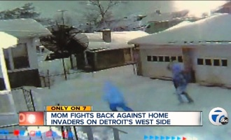 WXYZ - Detroit mom fights back