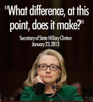 Hillary - What difference