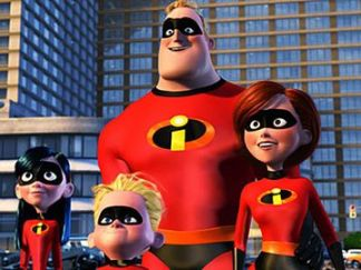 Incredibles - Pixar