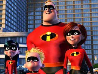 Incredibles - Pixar