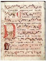 medieval hymn