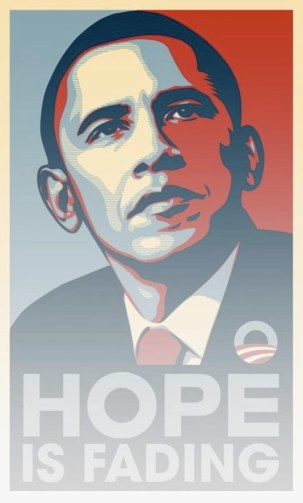 obama - Hope Is Fading 444